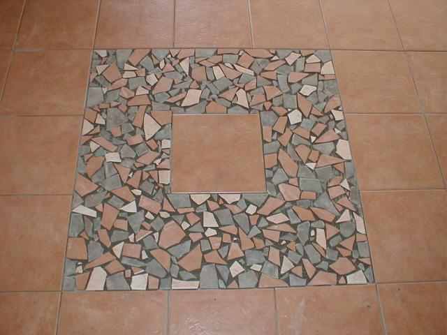 Плитка мозаика для ванной и кухни стеклянная, керамическая, .