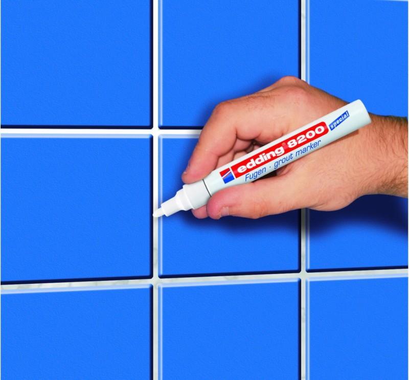 Как сделать швы на плитке белыми