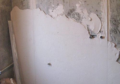Штукатурка стен своими руками под плитку видео