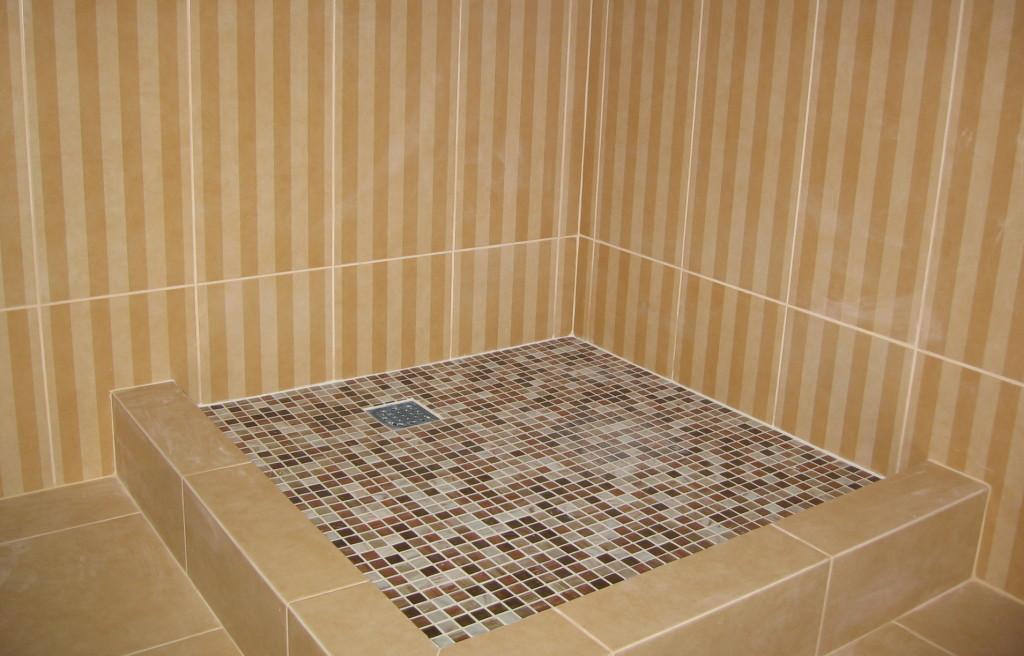 Душ в ванной без кабины своими руками