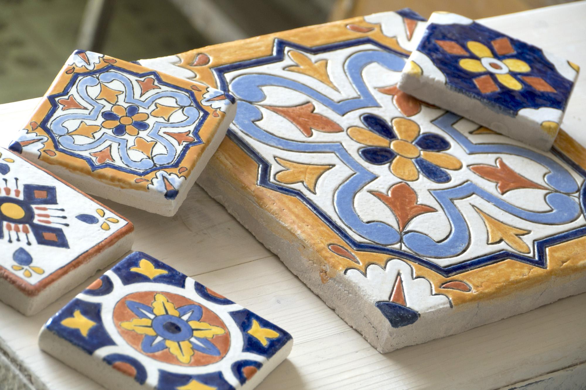 Плитка керамическая с своими руками