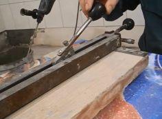 Cамодельный плиткорез