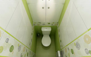 Выбираем плитку для туалета