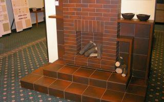 Как выбрать и уложить огнеупорную плитку