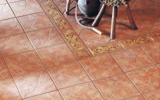 Технические характеристики и особенности выбора напольной плитки