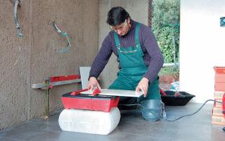 Как резать плитку без плиткореза