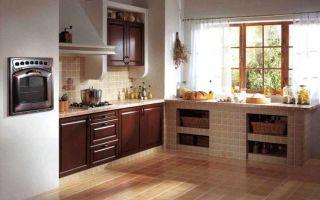 Как правильно подобрать плитку для кухни