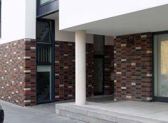 Облицовочная плитка для фасадов зданий