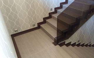 Плитка для ступеней лестницы