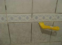 Ремонт санузла: как почистить швы между плиткой в ванной