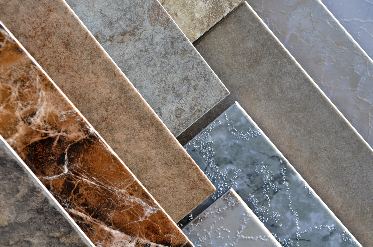Ceramic Tile Display Samples Store