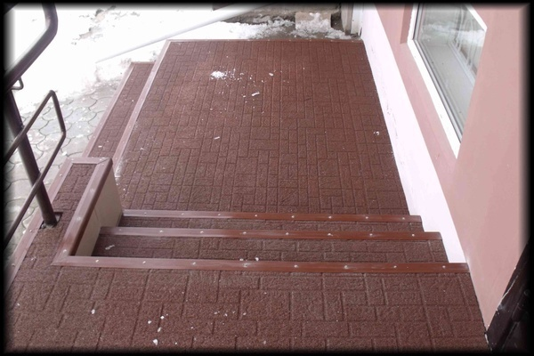 Какую уличную керамическую плитку выбрать Прочная морозостойкая и нескользящая